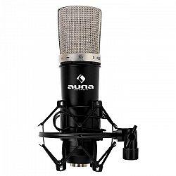 Auna CM003 kondenzátorový mikrofón, XLR, pavúk