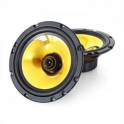 """Auna Goldblaster 6.5 pár 16,5cm (6,5"""") auto reproduktorov,"""