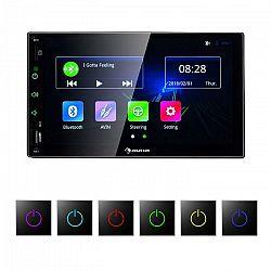 "Auna MVD-400 CP, autorádio, 7"" dotykový displej, 4 x 45 W max., BT, Android Auto, USB, 2 DIN, čierny"