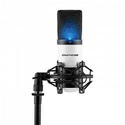 Auna Pro MIC-900WH LED kondenzátorový mikrofón