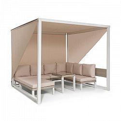 Blumfeldt Havana pavilón & Lounge-Set