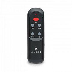Blumfeldt HHG4, náhradné diaľkové ovládanie, čierne