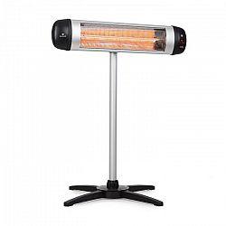 Blumfeldt Rising Sun, infračervený ohrievač, 2500 W, výškovo nastaviteľný, hliník