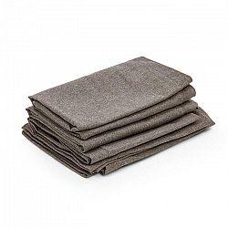 Blumfeldt Theia, poťahy na čalúnenie, 8 dielov, 100 % polyester, nepremokavé, hnedé