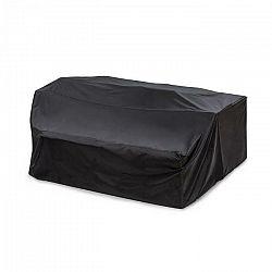 Blumfeldt Theia Raincover, ochranný kryt, 100 % polyester, ochrana v každom počasí, čierny