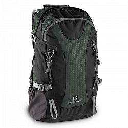 Capital Sports CS 38, 38l, ruksak na turistiku a voľný čas, nylón odpudzujúci vodu, čierny