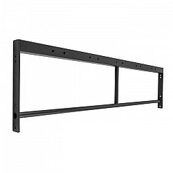 Capital Sports Double Bar 168, 168 cm, čierna, dvojitá tyč na zdvihy, kov