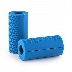 Capital Sports Grapsch, modrý, gumený grip na posilňovaciu tyč, 2ks