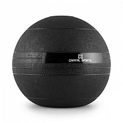 Capital Sports Groundcracker, čierny, 18 kg, slamball, guma
