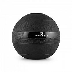 Capital Sports Groundcracker, čierny, 6 kg, slamball, guma