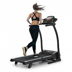 Capital Sports Pacemaker F100, bežecký pás, 2,0 HP, samomazný systém 3-Level InclineSystem