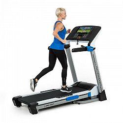 Capital Sports Pacemaker X60, bežecký pás, 2,5/6,5 PS, pulz, LCD, čierno-biely