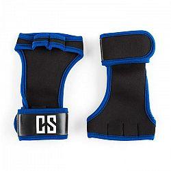 Capital Sports Palm PRO, modro-čierne, vzpieračské rukavice, veľkosť M