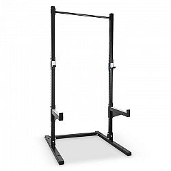Capital Sports Rackster Half Rack, 250kg, stojan na posilňovanie so single tyčou, potiahnutý práškovou farbou