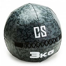 Capital Sports Restricamo Wall Ball medicinbal PVC 3kg kamufláž