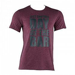 Capital Sports tréningové tričko pre mužov, gaštanová, veľkosť L