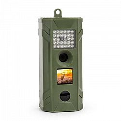 DURAMAXX Grizzly S, zelená, lovecká kamera, sledovacia kamera, fotopasca, časozberná kamera, 5 Mpx CMOS, IP54