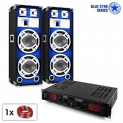 "Electronic-Star PA sada Blue Star Series ""Basssound Bluetooth"" 1000 W"