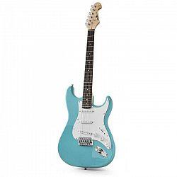Elektrická gitara Chord CAL63, tyrkysová, jelša/javor