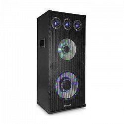 """Fenton TL 1012 LED, PA reproduktor, 900 W, 12"""" woofer, 10"""" stredno tónový reproduktor"""