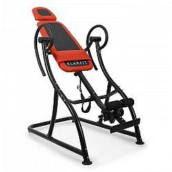 KLARFIT Inverzná lavica Klarfit Relax Zone Comfort, nosnosť 150 kg
