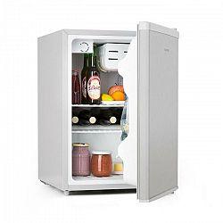 Klarstein Cool Kid, mini chladnička so 4 l mraziacim boxom, 66 l, 42 dB, A+, ušľachtilá oceľ