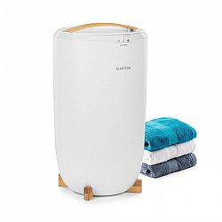 Klarstein Cozy Wonder, ohrievač uterákov, 400 W, 20 litrov, 15/30/45/60 min., biely