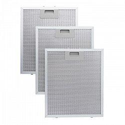 Klarstein Hliníkový filter mastnôt 26 x 37 cm náhradný vymeniteľný filter