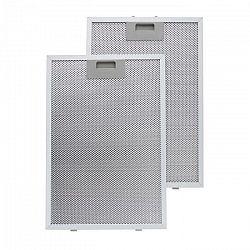 Klarstein Hliníkový filter mastnôt 26 x 37cm náhradný vymeniteľný filter