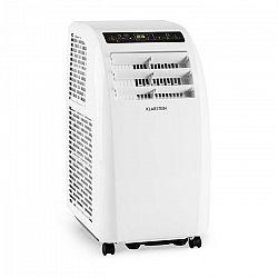 Klarstein Metrobreeze Rom, mobilná klimatizácia, 10000 BTU, trieda A+, diaľkový ovládač, biela