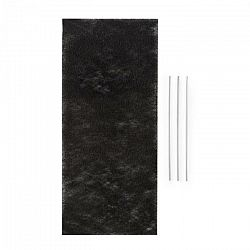 Klarstein Royal Flush 60 filter s aktívnym uhlím, filtračná podložka, 37,5x16,7 cm