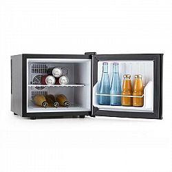Klarstein tajný úkryt, mini chladnička, minibar, 17 litrov, 50W, A+, strieborná