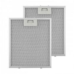 Klarstein tukový filter, náhradný filter, hliník, 27,1 x 31,8 cm, 2 kusy, príslušenstvo