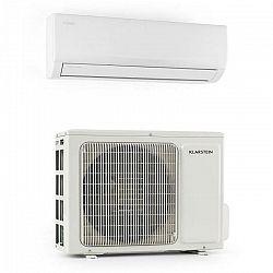 Klarstein Windwaker Pro 12, klimatizácia, inverter split, 12000 BTU, A++, biela