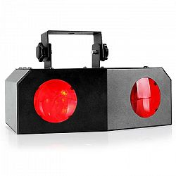 LED svetelný efekt Beamz Nomia RGB-Dual-Moonflower Disko