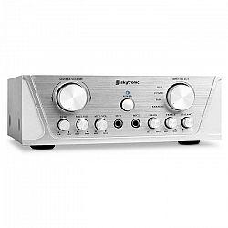 Mini hi-fi zosilňovač Skytronic 103.100, karaoké, mikrofón