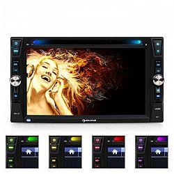 Moniceiver Auna MVD-481, DVD, CD, MP3, USB, SD, HD, 6,2''