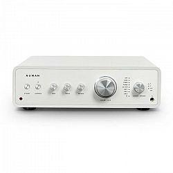 Numan Drive Digital, stereo zosilňovač, 2x170W/4x85W RMS, AUX/Phono/koaxial, biely