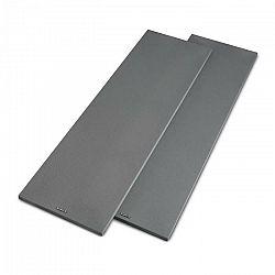 Numan Reference 801 Cover, strieborný, kryt na vežové reproduktory, pár