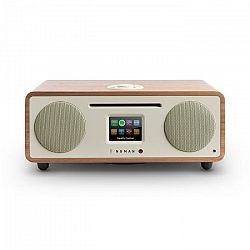 Numan Two, orech, 2.1 internetové rádio, CD, 30 W, USB, bluetooth, Spotify Connect, DAB+