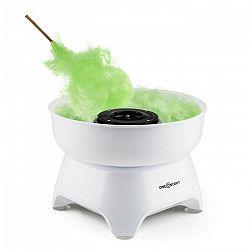 OneConcept Candycloud, biele, zariadenie na prípravu cukrovej vaty, 500 W