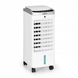 OneConcept Freshboxx Pro, ochladzovač vzduchu, 3 v 1, 65 W, 966 m³/h, 3 sily prúdenia vzduchu, biely