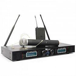 Power Dynamics PD732C, 2 x 16-kanálový UHF bezdrôtový mikrofónový systém