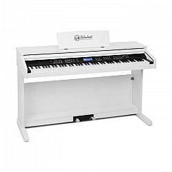 SCHUBERT Subi88 MK II, digitálne piáno, 88 kláves, MIDI, USB, 360 zvukov, 160 rytmov, biele