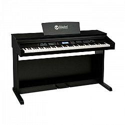 SCHUBERT Subi88 MK II, digitálne piáno, 88 kláves, MIDI, USB, 360 zvukov, 160 rytmov, čierne