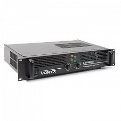 Vonyx SkytVONYX / Skytecec Sky 1200MKII, PA zosilňovač, premostiteľný