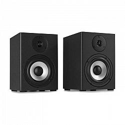 Vonyx SM50, sada štúdiových reproduktorov, 140 W max., 2-pásmové, čierne