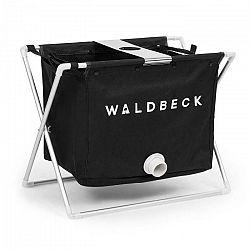 Waldbeck Lakeside Power, zachytávacia nádoba k jazierkovému vysávaču, 30 l, filtračná nádoba, čierna farba